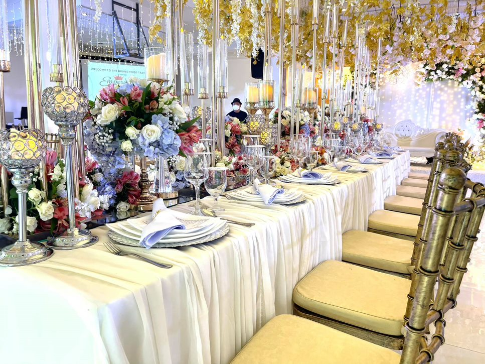 JARDIN WELCOMES THREE NEW CATERERS ONBOARD 13