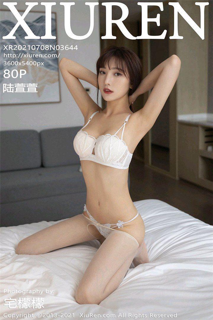 [XIUREN秀人网]XR20210708N03644 2021.07.08 陆萱萱[80+1P/818M]