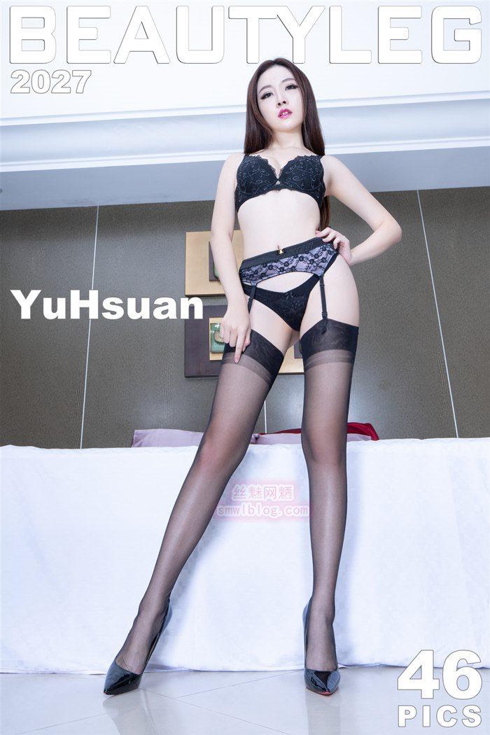 [Beautyleg]美腿寫真 2021.01.18 No.2027 YuHsuan[46P/443M]