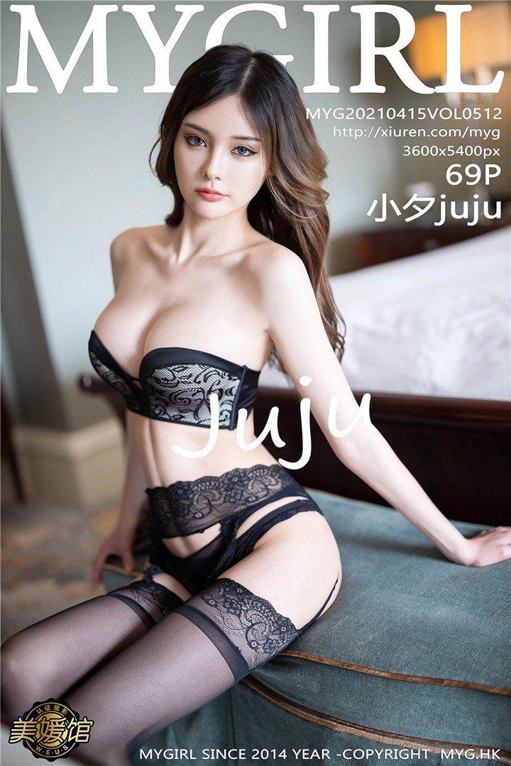 [MyGirl美媛馆]2021.04.15 VOL.512 小夕juju[69+1P/659M]