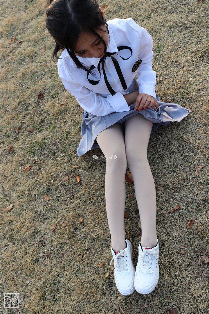 [SIEE丝意] No.056 安安 新妹子,学生风[88P/191M]