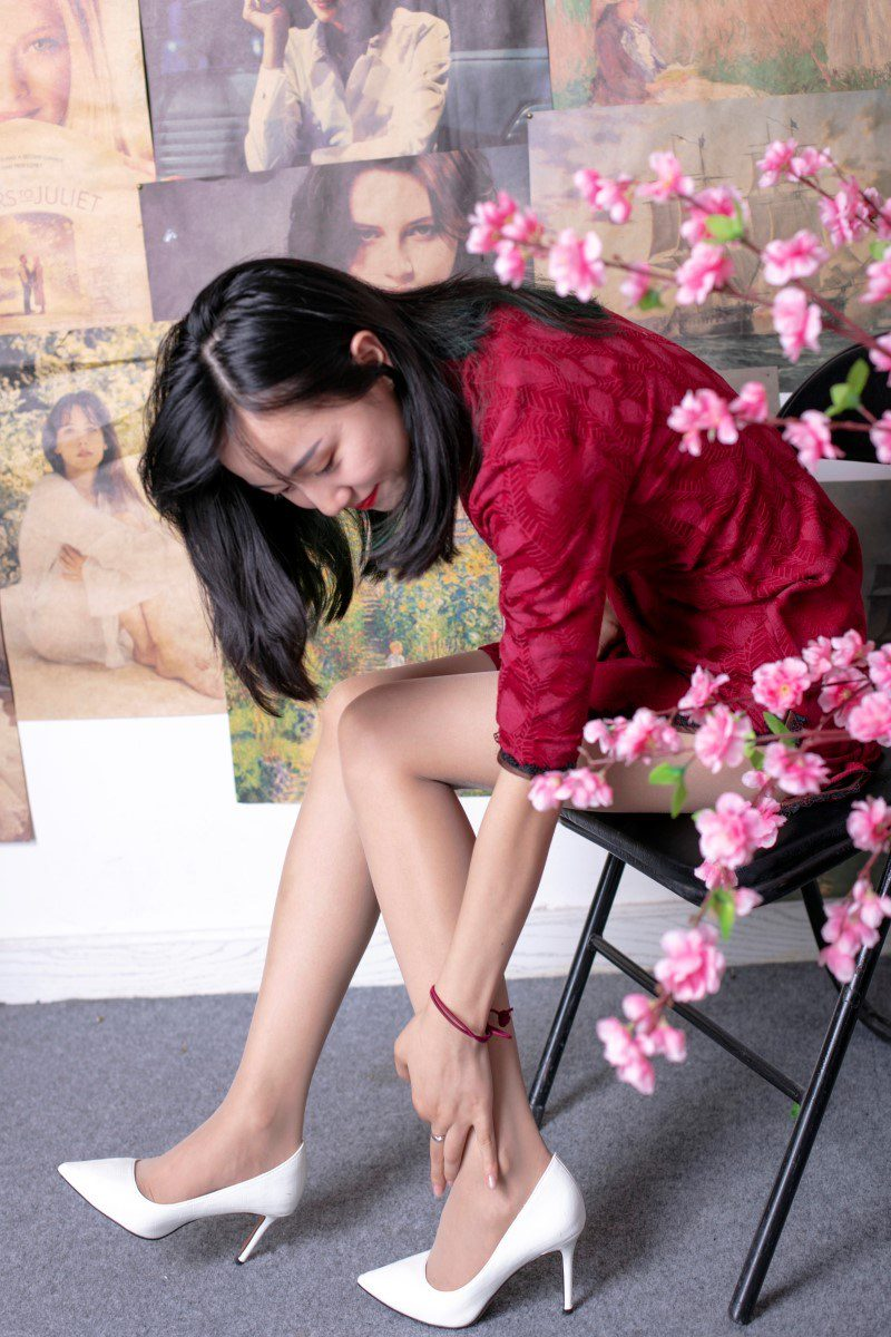 [奈丝写真]NO.149 小啊刀-复古盘口旗袍装[32P/204M]