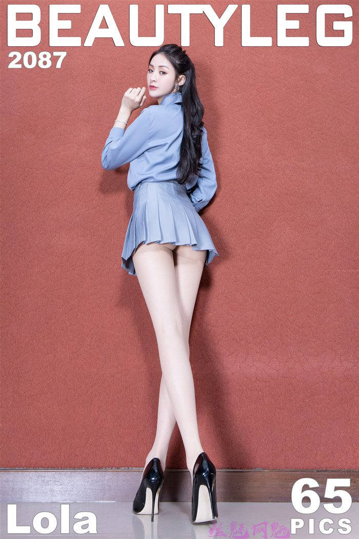 [Beautyleg]美腿寫真 2021.06.07 No.2087 Lola[65P/674M]