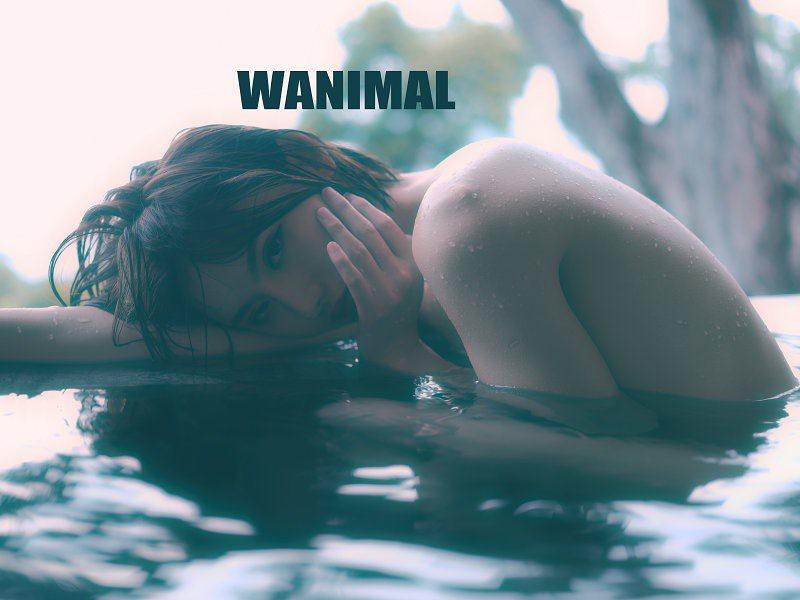 WANIMAL王动 官方出品 阿朱泰国旅拍计划[163P+1V/4.01G]