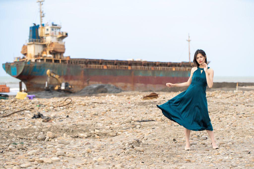 illumiphoto,一路有你,桃園人像,fashion,dress,
