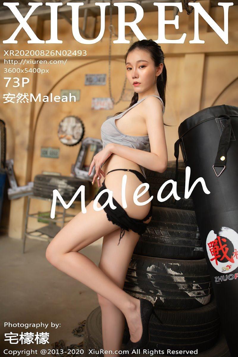 [XIUREN秀人网]XR20200826N02493 2020.08.26 安然Maleah[73+1P/673M]